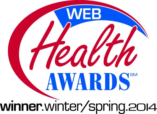 SILVER Web Award - 2014