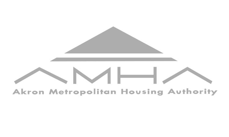 AMHA Logo grayscale