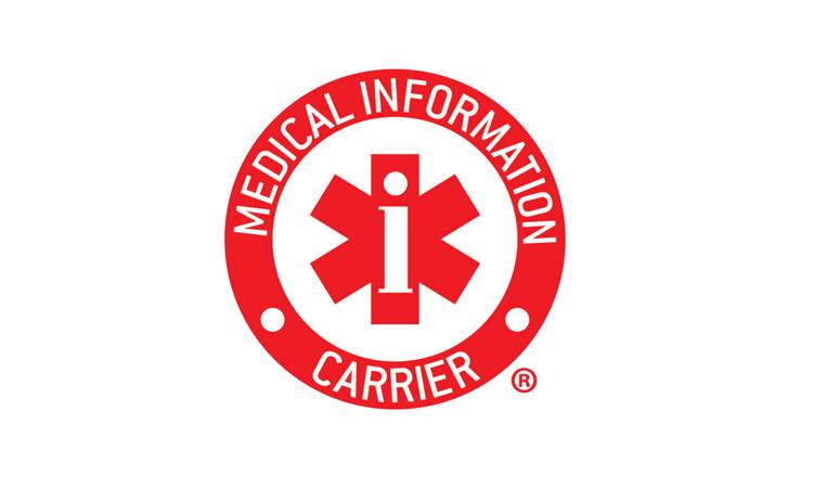 Medical Information Carrier