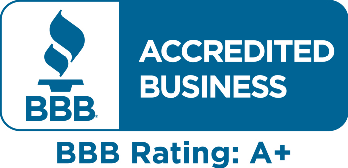 eyemg receives accreditation from the Better Business Bureau
