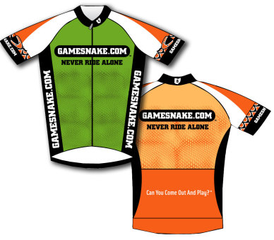 Designing a Cycling Jersey