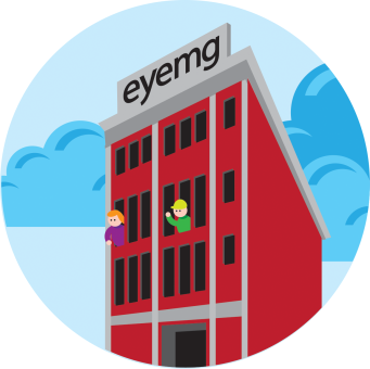 Why work with eyemg?