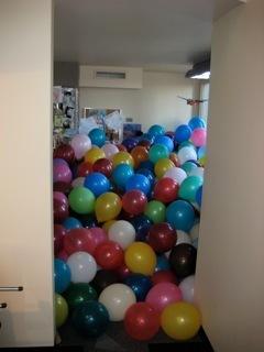Office Prank: Drew's Birthday Present