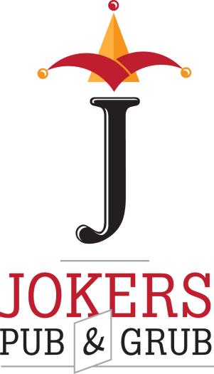 Jokers Grub & Pub Logo - Jokers Grub & Pub