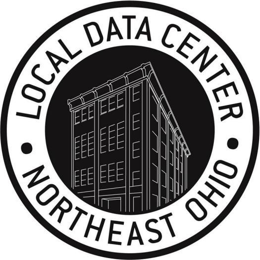 Local Data Center Logo Design - eyemg