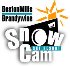 SnowCam Brandmark - Boston Mills Ski Resort