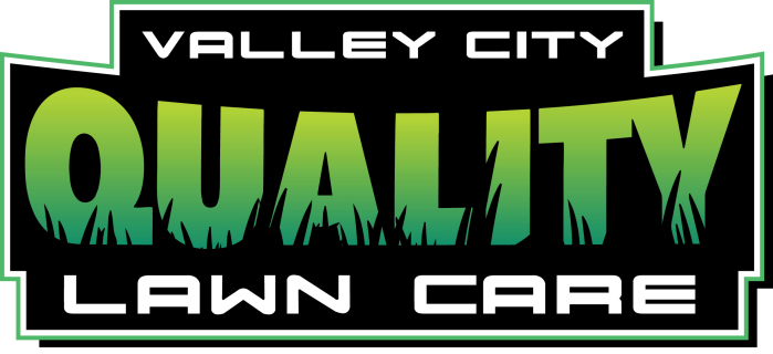 Logo Design - Valley City Quality Lawn Care