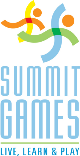 Summit Games Event Logo - GameSnake.com