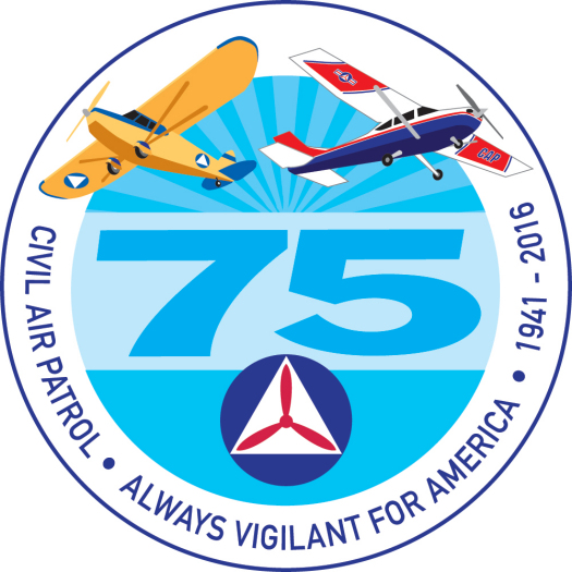 Civil Air Patrol Anniversary Logo - Civil Air Patrol