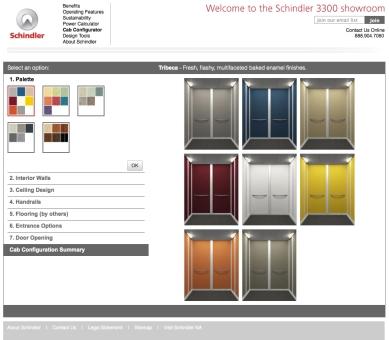 Design your elevator