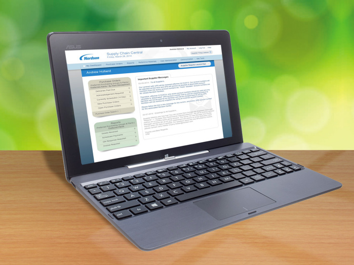 Supply Chain Management Tools - Nordson Corporation