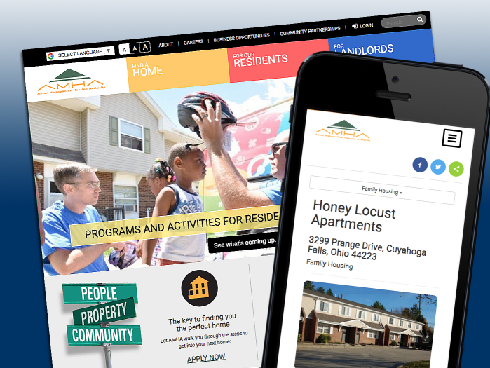 Akron Metropolitan Housing Authority Website - Akron Metropolitan Housing Authority