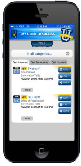 Successful U. App & Website for The University of Akron